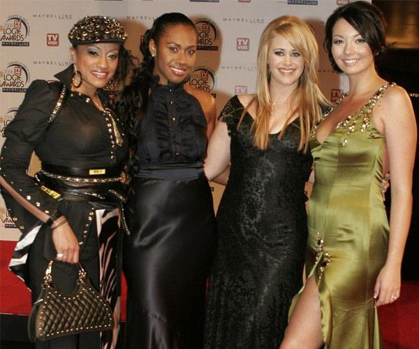 Both Paulini and Ricki-Lee were in the pop group Young Divas.