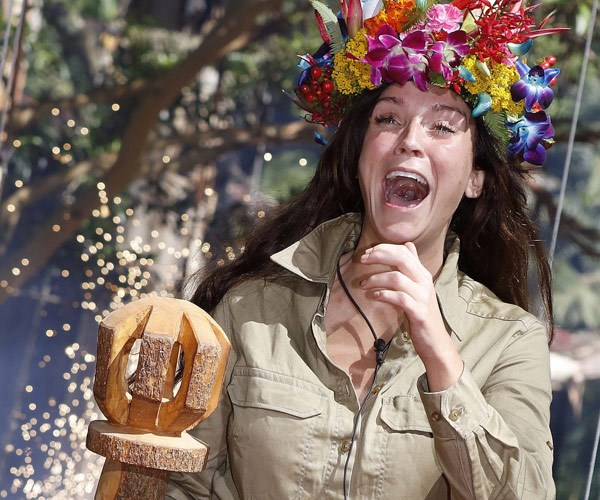 Vicky already has one *I'm a Celeb* crown under her belt.