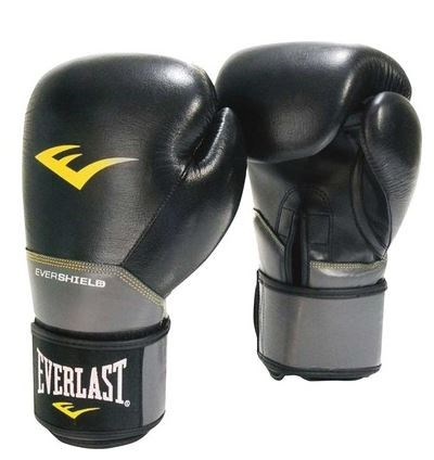 """Practise your best left jab with [Everlast's 12oz Contender Gloves, $99](http://www.rebelsport.com.au/Product/Everlast-12oz-Contender-Glove/388646?menuFrom=31902 