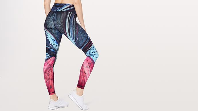 "Stretch to your hearts content in [Lululemon's Speed Wunder Tights, $149](https://www.lululemon.com.au/p/women-pants/Speed-Up-Crop/_/prod12020158|target=""_blank""