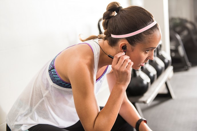 """Take the stress out of getting tangled in chords with [Under Armour's Sport Wireless Headphones, $229.95.](https://www.jbl.com.au/UA+SPORT+WIRELESS.html