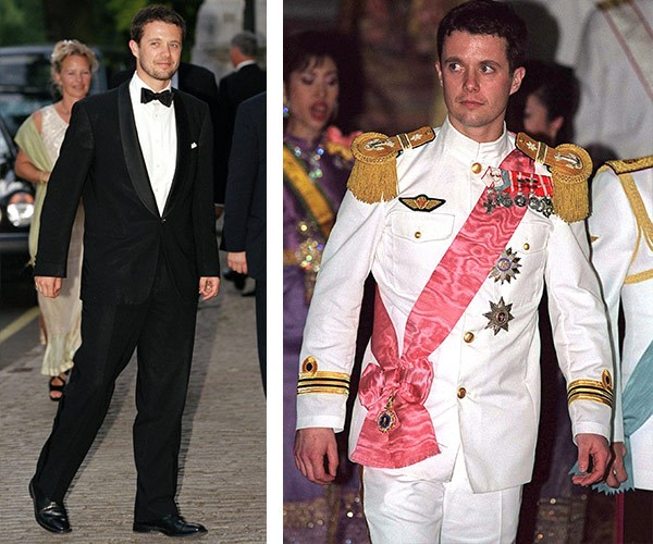 """In his 20s, he was known as the """"Playboy Prince""""."""
