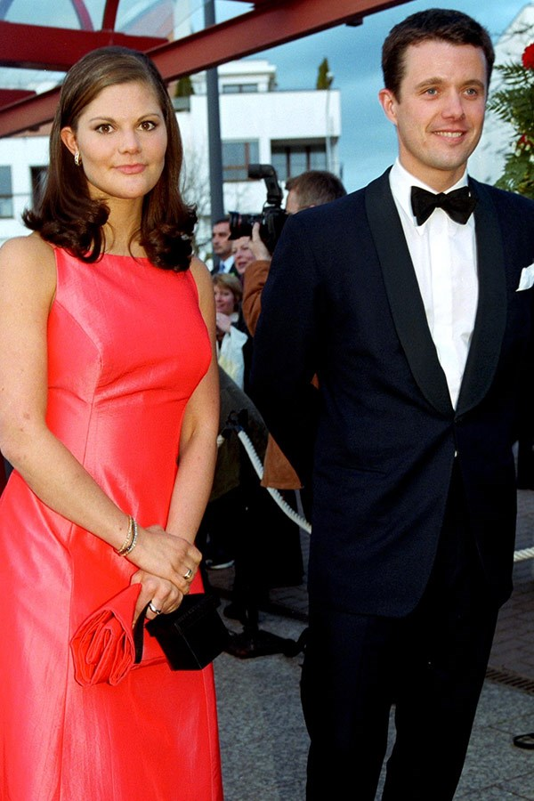 We hope we'll see Fred's friendship with future Queen, Crown Princess Victoria of Sweden.