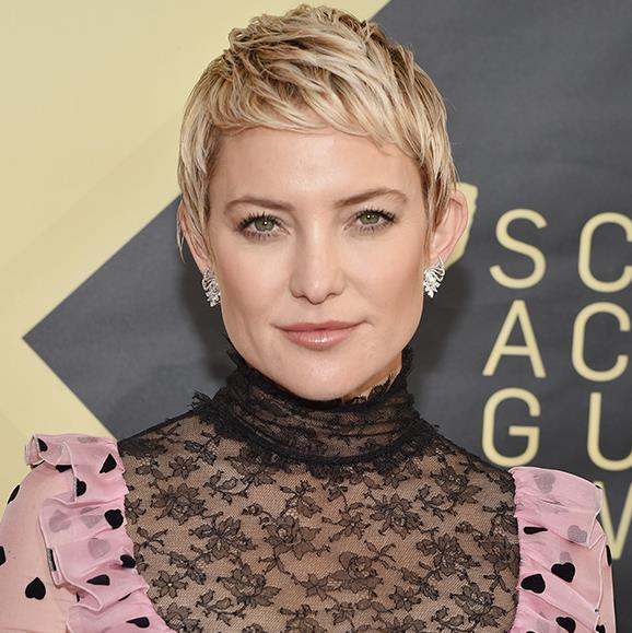 After shaving her head for a role, Kate Hudson's hair has grown back into the sweetest pixie cut.