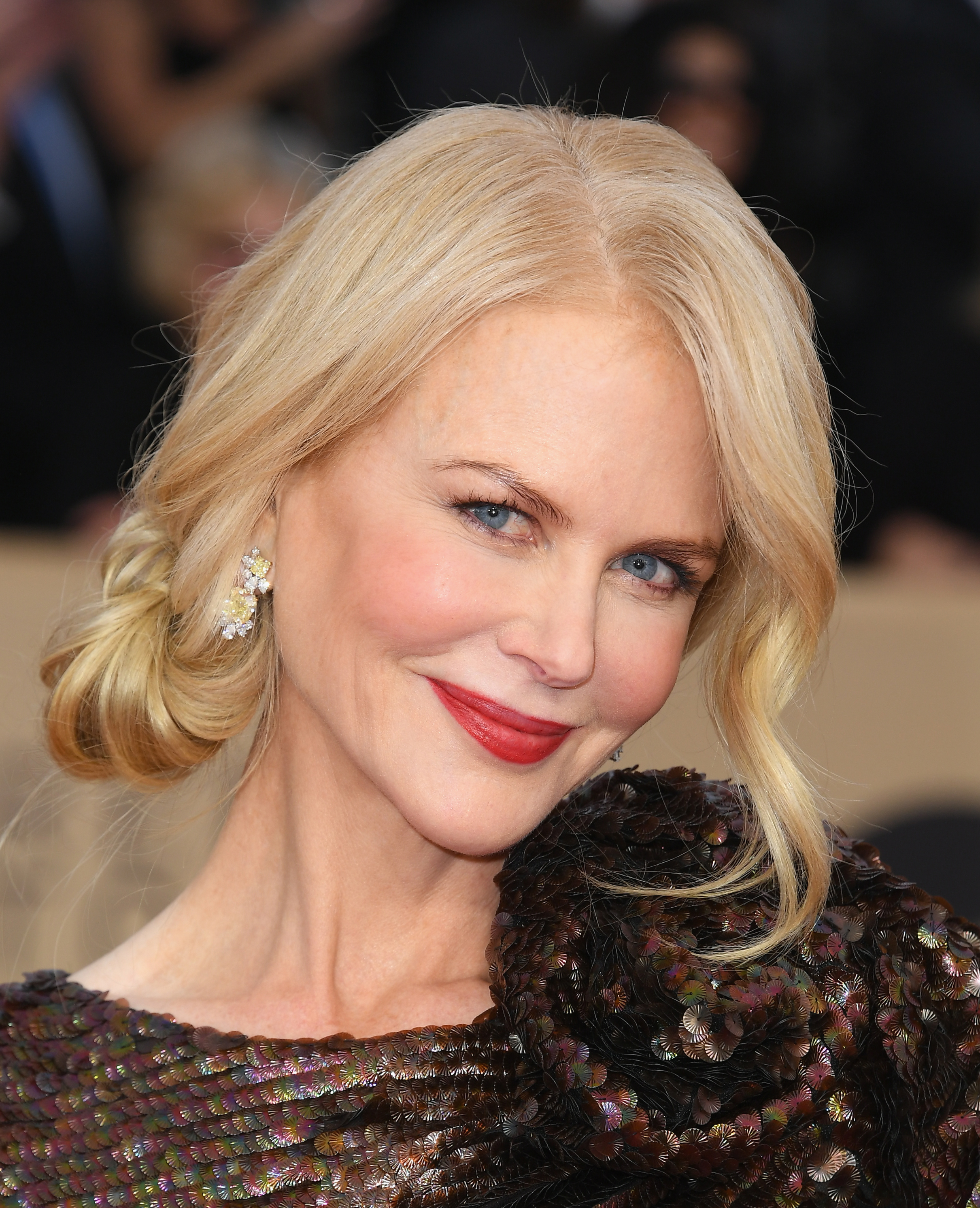 Watch Nicole Kidman speak out against ageism in Hollywood