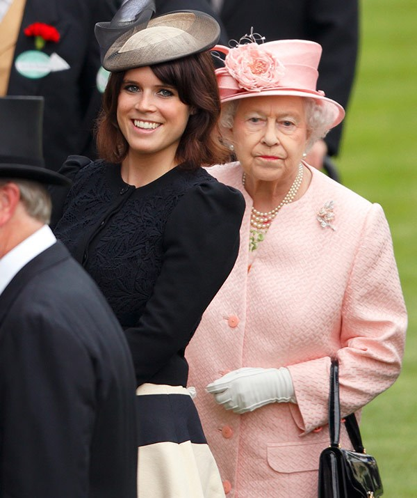 The Queen has given Jack her blessing to marry her granddaughter.