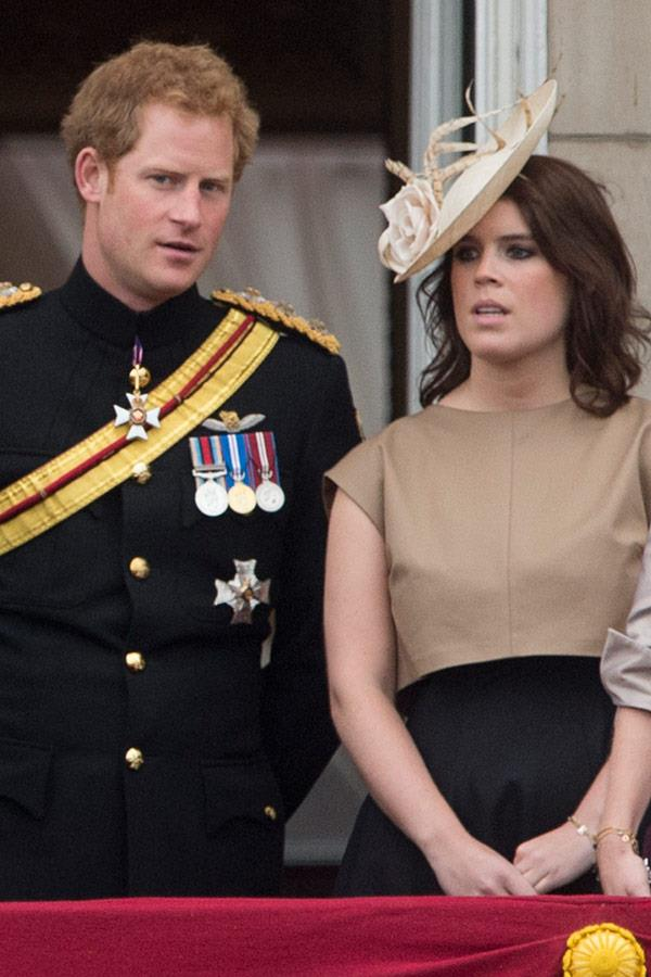 And the guest list will be a literal minefield thanks to Prince Harry's dating history being vigorously intertwined in Eugenie's social circle.