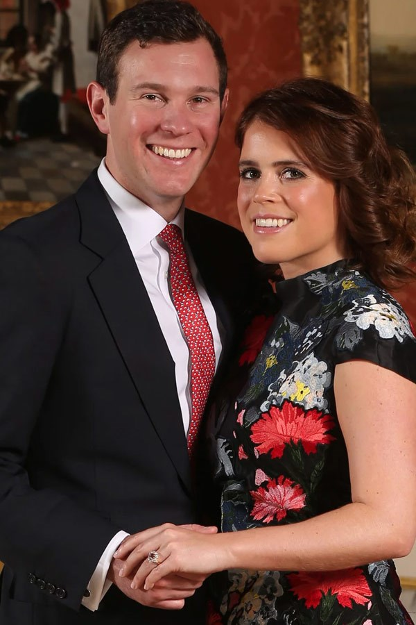 Princess Eugenie and Jack Brooksbank will marry on the 12th October 2018.