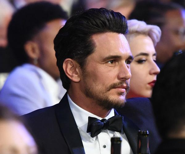 James Franco was digitally erased from the cover after five women accused him of sexually inappropriate and exploitative behaviour.