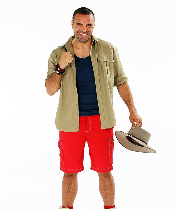 Anthony Mundine is your newest star of the jungle!