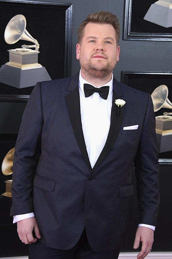 "Here's your host for the night, [James Corden.](https://www.nowtolove.com.au/tags/james-corden|target=""_blank"")"