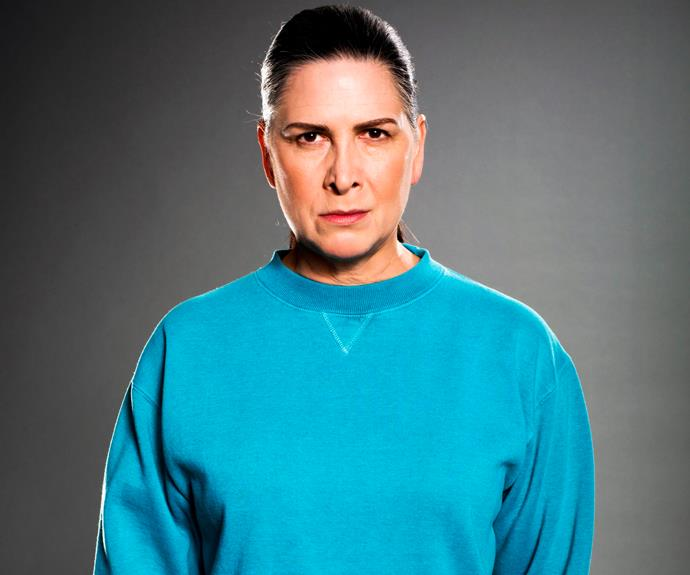 "**Is the Freak really dead?**  The season-five finale of *Wentworth* was a cliffhanger of the highest order, with **Pamela Rabe**'s Joan ""The Freak"" Ferguson (above) being buried alive. Is this really it for her? Something tells us we haven't seen the last of this teal terror…"