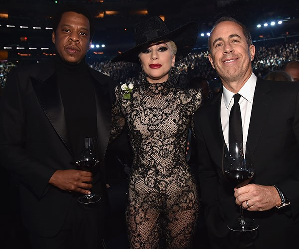 Jay Z, Gaga and Jerry: The trio we never knew we needed.