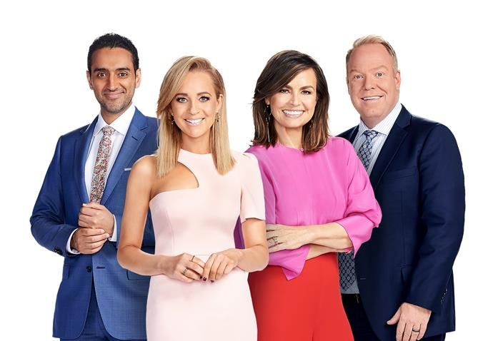 **Lisa's big move**  It was the TV switch-up that made major waves in the media landscape. **Lisa Wilkinson**'s defection from the Nine Network's *Today* to Network Ten's *The Project* last year was the subject of much scrutiny. Now, the time for talk is over. We can't wait to see Lisa's brand of charm and charisma on TV again.