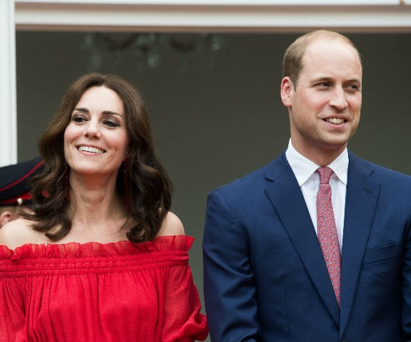 Kate and Wills will make their first appearance this week as part of their royal tour of Norway and Sweden.