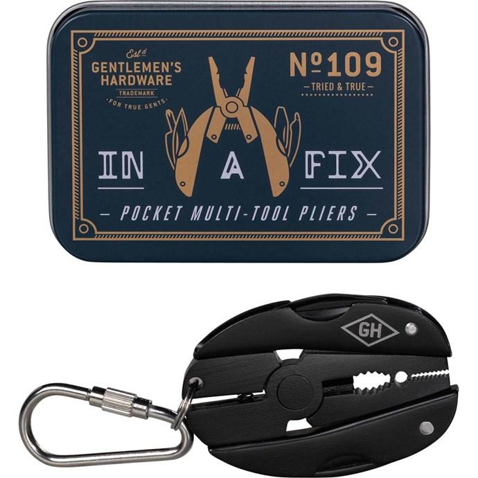 "[Gentlemen's Hardware Pocket Mini Tool Pliers, $17.97.](https://www.myer.com.au/shop/mystore/wk23-taf-25-ncv/wk23-taf-25-ncv-home/gentlemens-hardware-533611810--1|target=""_blank""|rel=""nofollow"")"