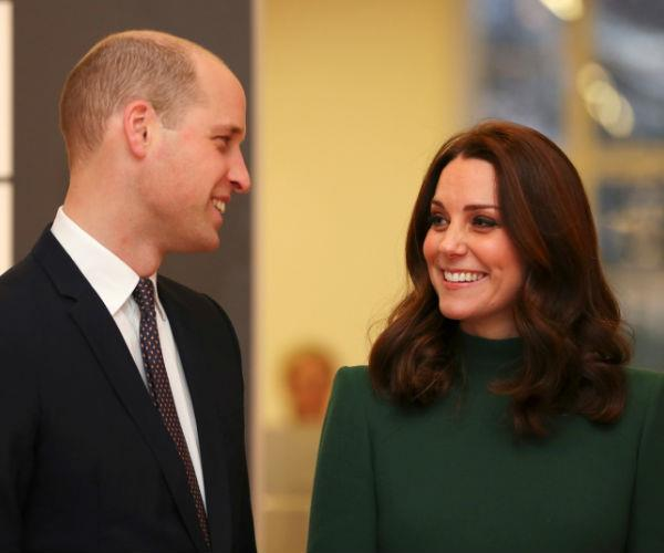 The couple also stopped by the city's national museum of architecture and design, where they revealed they have Ikea furniture in their royal home.