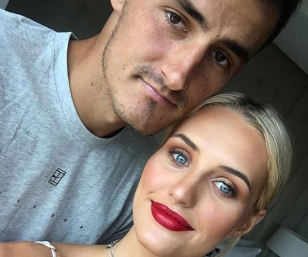 News to her: Emma Blake-Hahnel claims she had no idea their relationship was over.