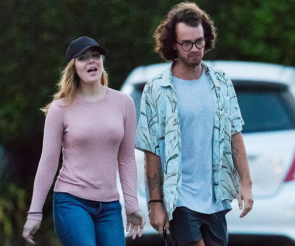 "[Jess and Jake](https://www.nowtolove.com.au/celebrity/celeb-news/jessica-marais-finds-love-with-jake-holly-44717|target=""_blank"") were first spotted together in February on their way to Church."