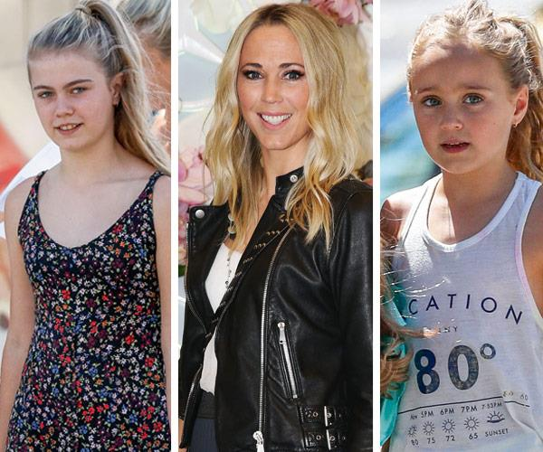 Mia, Bec and Ava look SO alike. **(Images/Media Mode)**