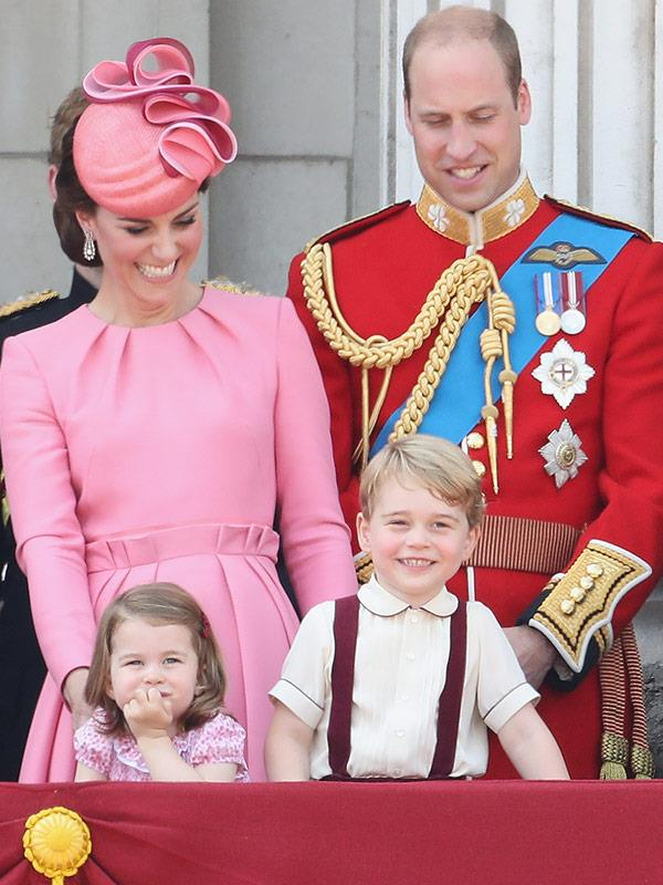We can't wait to see baby number three join the Cambridges.