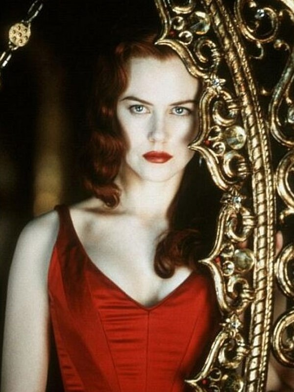 Nic in Baz Luhrmann's *Moulin Rouge*.