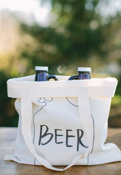 "[Beer Bag, $15.66 (plus shipping).](https://www.etsy.com/au/listing/233490812/beer-bag-beer-bottle-present-mens-gift?ref=finds_l |target=""_blank"")"