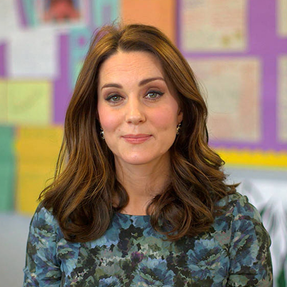 Children's mental health and wellbeing is an issue close to the Duchess's heart