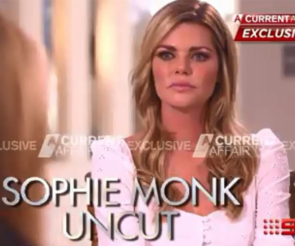 Sophie Monk is finally ready to talk.