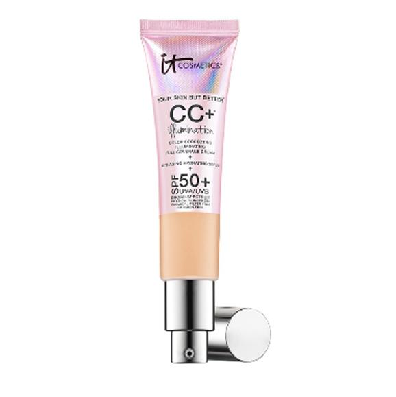 """A foundation, CC or BB cream with a decent SPF coverage (preferably SPF50+) is a skin saviour on holidays. IT Cosmetics Your Skin But Better CC Cream SPF50+, $61, from [Sephora](https://www.sephora.com.au/products/it-cosmetics-your-skin-but-better-cc-cream-with-spf-50-plus?aff_source=rakuten&utm_source=rakuten&utm_medium=affiliate&utm_campaign=TnL5HPStwNw&siteID=TnL5HPStwNw-Ck2aipmfHk34HSH.RpjzLQ