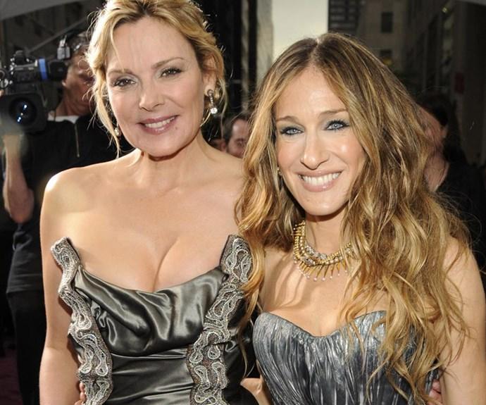 Kim and Sarah