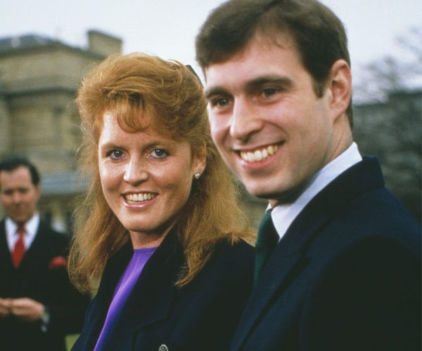 We bet the Duke and Duchess of York are already planning for the day.
