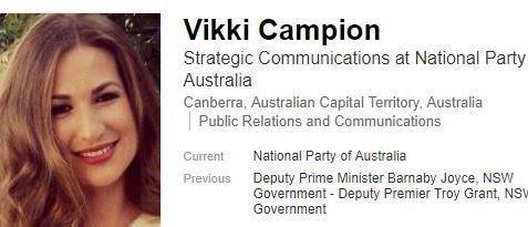 Vikki Campion on LinkedIn.