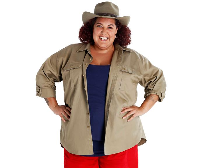 **Casey Donovan, season 3**  The former *Australian Idol* winner benefited from her time in the jungle in a big way. Not only did the singer and actress win season three of I'm A Celebrity, she lost a whopping 17 kilos while in South Africa! It's safe to say Australia fell in love with Casey all over again.