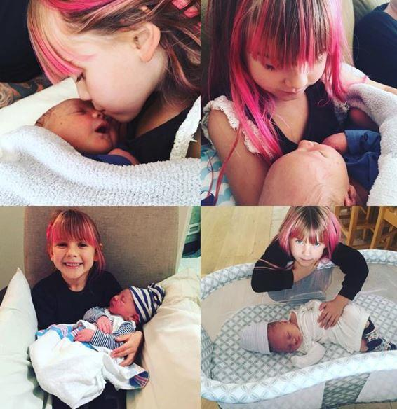 Not to mention big sister Willow! *(Image: Instagram @pink)*