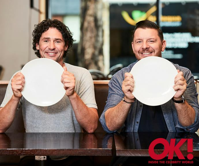 The pair play a hilarious game of 'Never Have I Ever' in this week's *OK*! Magazine!