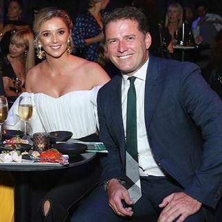 Karl Stefanovic finally addresses those Jasmine Yarbrough's pregnancy rumours
