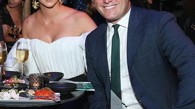 Karl Stefanovic and Jasmine Yarbrough's secret LA wedding