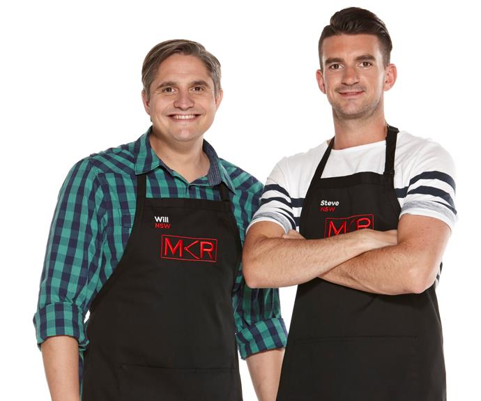 **Will & Steve, Season 6**  Pommy pals Will and Steve set hearts aflutter with their humour and culinary skills.