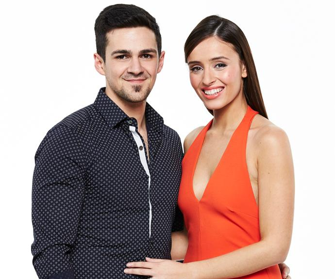 **Zana & Gianni, Season 7**  Lovebirds Zana and Gianni were labelled villains after claiming the $250,000 prize wasn't much money.