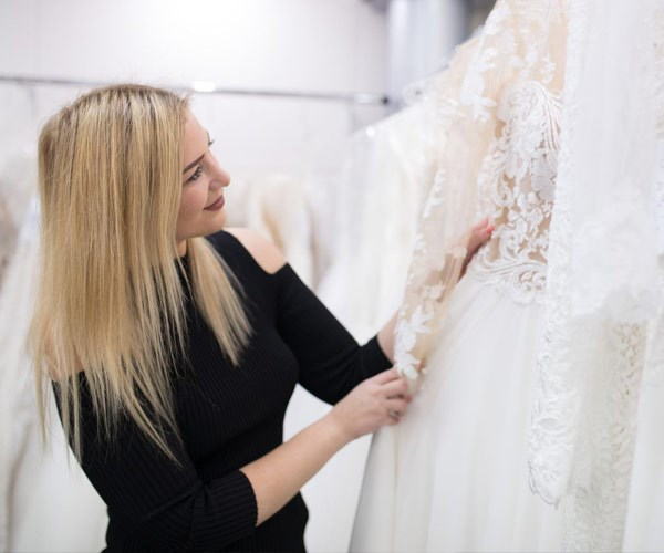 Looking for the perfect gown!
