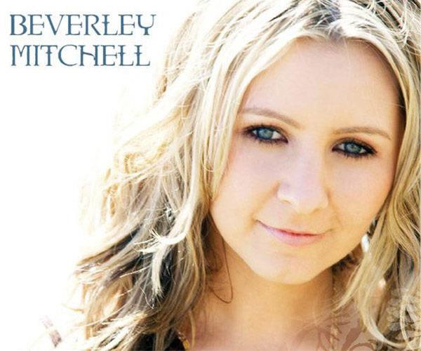 Beverley dabbled in country music.