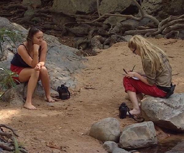 Jackie says she spoke with Simone's dear friend, Charlotte Dawson.