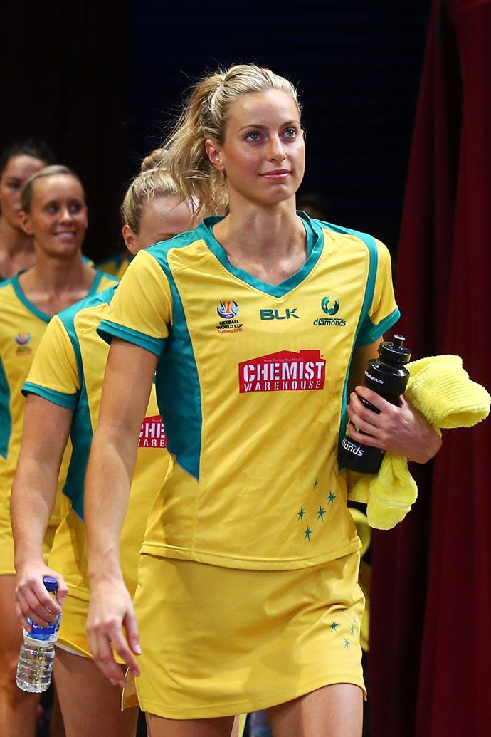 "**Laura Geitz, Australian Diamonds netball player:** As a spokesperson of [**Suncorp's #TeamGirls**](https://www.suncorp.com.au/about-us/community/teamgirls.html?cmpid=SUN:GI:NPS1:NPS:SOC:20180212:5677|target=""_blank""