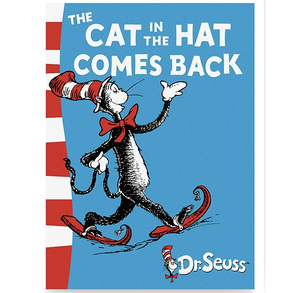 A child's book collection isn't complete without this Dr Seuss classic.
