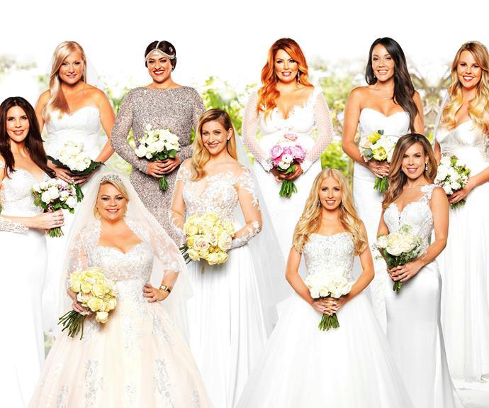 Which bride will be left heartbroken?