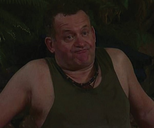 Paul Burrell is the jungle's very own royal encyclopedia.