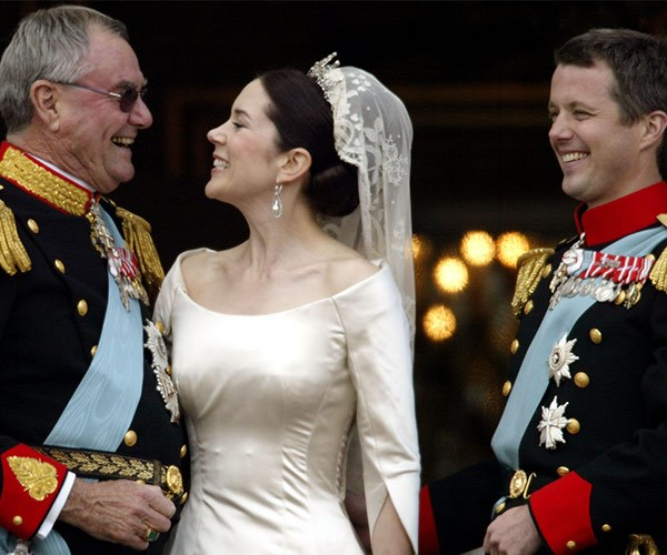 Henrik was Princess Mary's beloved father-in-law.