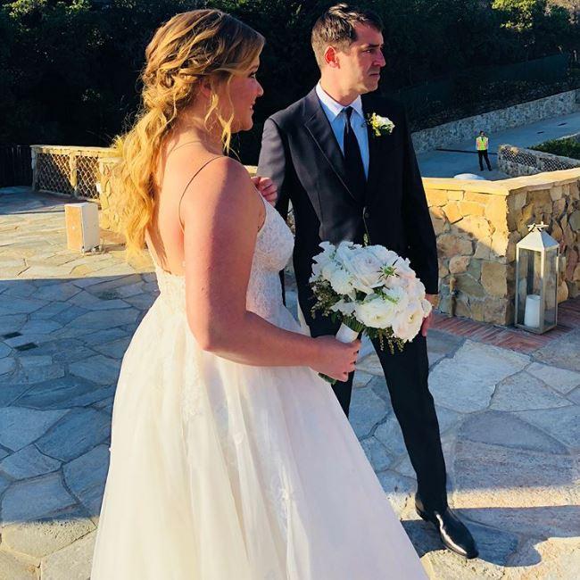Amy Schumer Got Married!