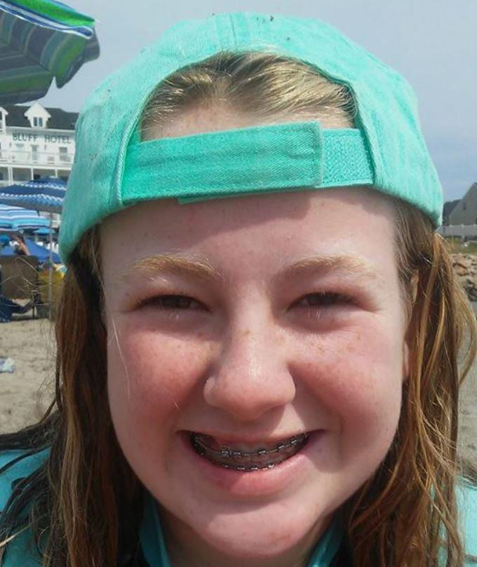 Cara Loughran, one of the youngest victims of the shooting